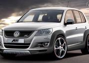 VW Tiguan SUV - tuning ABT