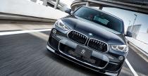 BMW X2 z pakietem stylistycznym od 3DDesign