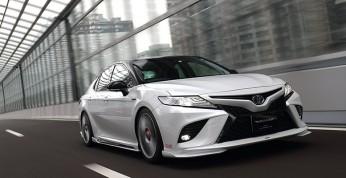 Toyota Camry na sportowo od Artisan Spirits