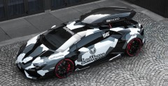 Jon Olsson Lamborghini Huracan Widebody