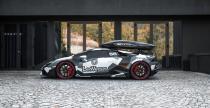 Jon Olsson i jego 800-konny Lamborghini Huracan Widebody