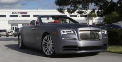 Rolls-Royce Wraith i Dawn