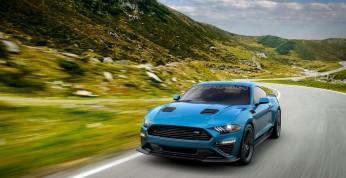 Roush Stage 2 Mustang - odświeżony pakiet modyfikacji dla...