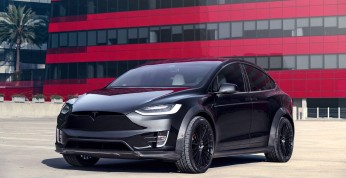 Tesla Model X T Largo - pakiet poszerzeń od T Sportline