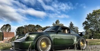 Wagenbauanstalt pokazał piękne Porsche 911 Turbo