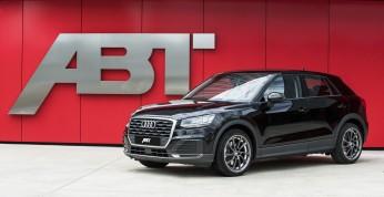 Audi Q2 - ABT dodało nieco mocy