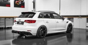ABT Audi RS3 - kompakt o osiągach supersamochodów