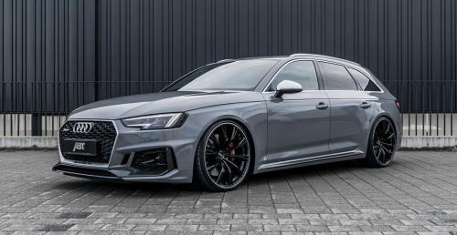 ABT Audi RS4 Avant - dla Ciebie dla rodziny