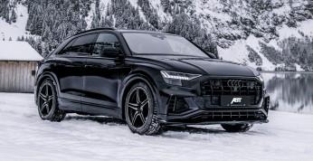 Audi SQ8 ABT - mocarny SUV z dieslem pod maską