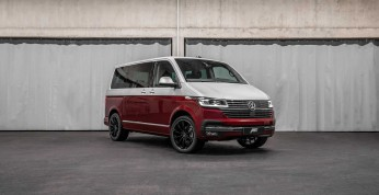 Volkswagen T6.1 - popularny van uszlachetniony przez ABT
