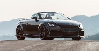 Audi TT RS-R Roadster - czarny pocisk od ABT Sportsline