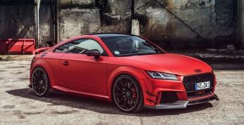 Audi TT RS - więcej mocy i ostrzejszy wygląd od ABT