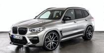 BMW X3 M Competition - delikatny pakiet stylistyczny i zastrzyk mocy od AC Schnitzer