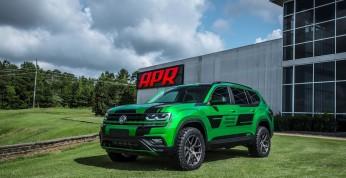 Volkswagen Atlas - zastrzyk charakteru od APR