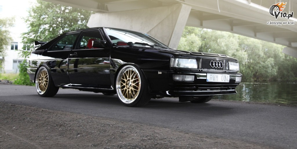 Audi Quattro 500 Hp 2