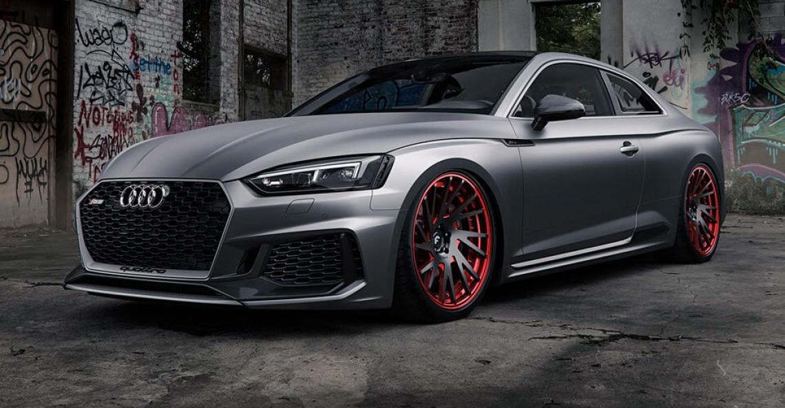 Audi RS5 Forgiato