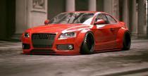 Audi S5 w wydaniu Liberty Walk