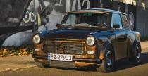 Trabant Turbo Quattro - wyj�tkowy projekt z Polski