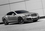 Bentley Continental GT Bullet Grey