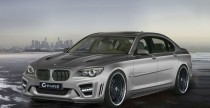 BMW 760i Storm tuning G-Power