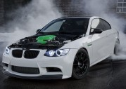 BMW M3 Coupe Green Hell tuning IND