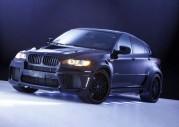 BMW X6 M CLR X 650 M tuning Lumma Design