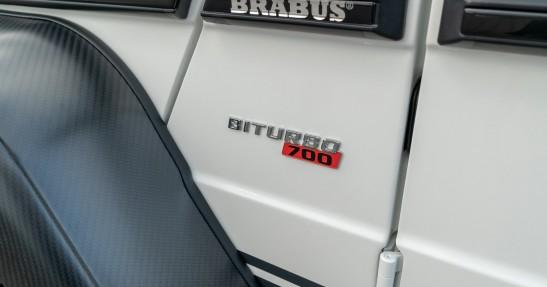 Brabus 700 4×4² Final Edition