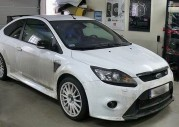 Ford Focus RS Extreme Car & Audio
