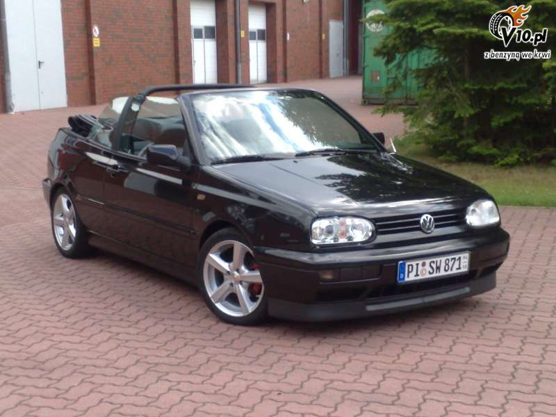 vw golf iii cabrio 3. Black Bedroom Furniture Sets. Home Design Ideas