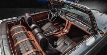Mercedes 230 SL Pagoda - maksymalna elegancja od Carlex Design