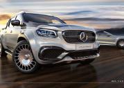Mercedes X - Carlex Design