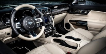 Mustang GT Convertible - powiew luksusu w stylu Carlex Design