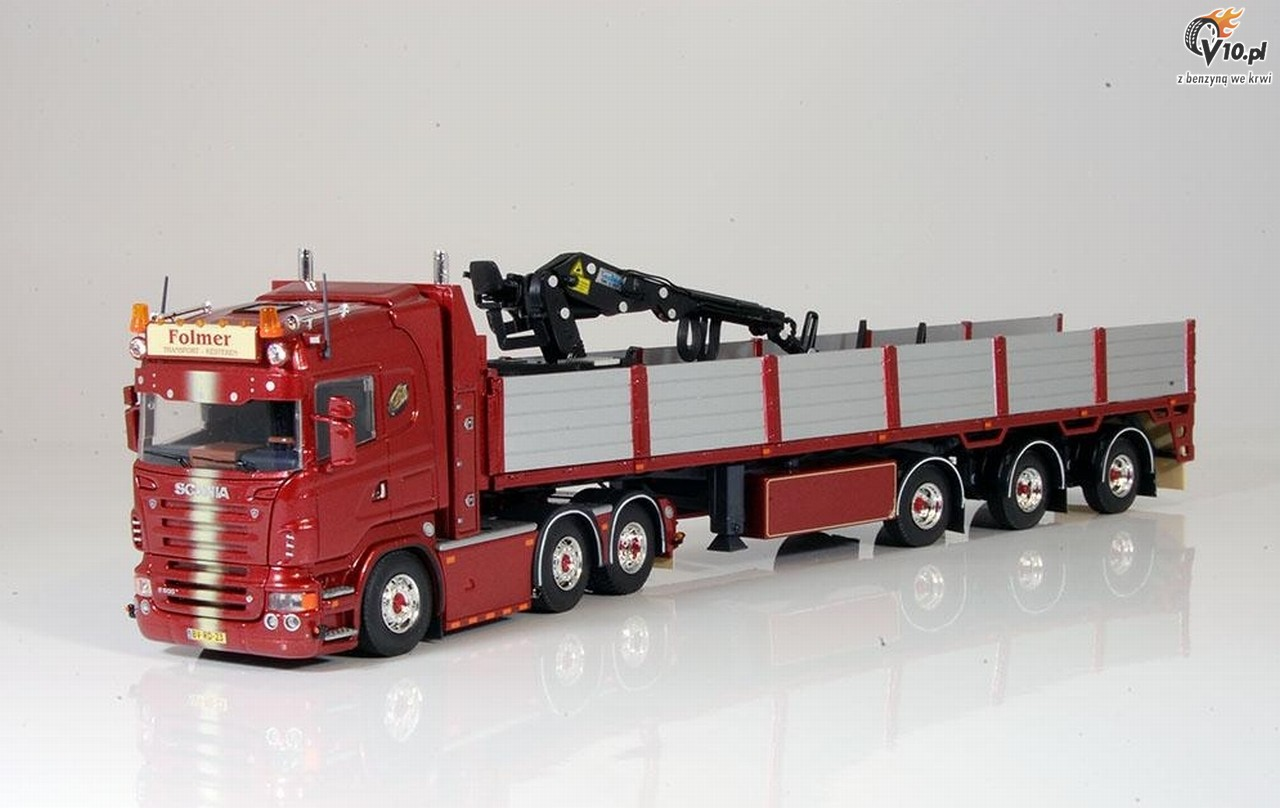 Scania 143 420 streamline scania r500
