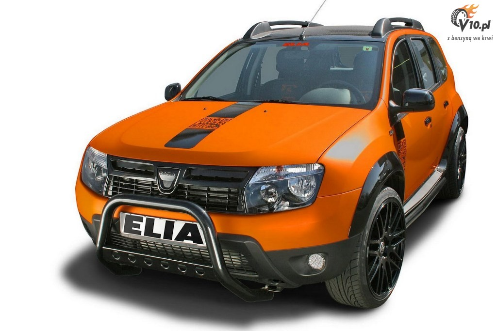 Dacia , SUV , Dacia Duster , Elia