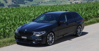 BMW 540i Touring z pakietem Dahler Design & Technik
