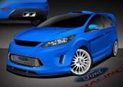 Ford Fiesta SEMA