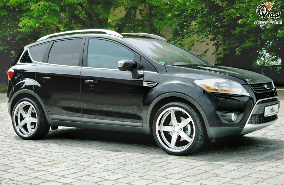 ford kuga tuning wolf racing. Black Bedroom Furniture Sets. Home Design Ideas
