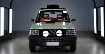 Fiat Pandina Jones Car&Vintage Edition - zderzenie klasyki z...