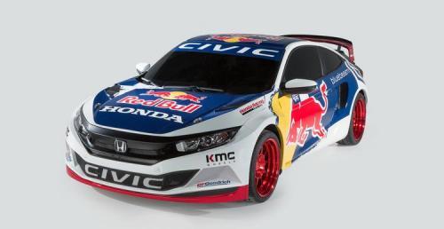 Honda Civic X generacji