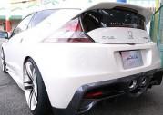 Honda CR-Z AMS - prawie sportowo