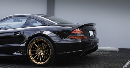 Mercedes HRE Wheels