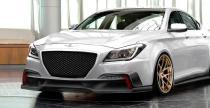 Hyundai Genesis ARK Performance - zapowied� przed SEMA 2014