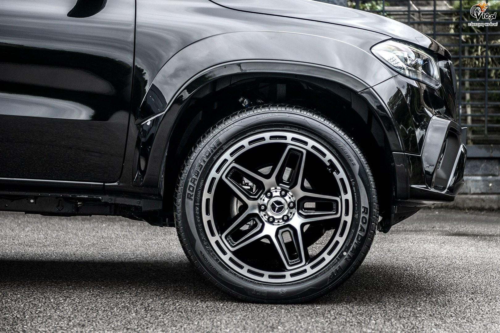 Mercedes X