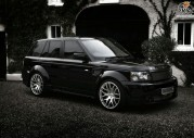 Range Rover Sport Platinum S tuning Onyx Concept
