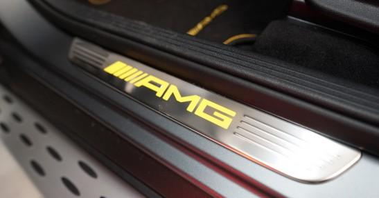 Mercedes AMG GLC 63 S