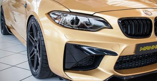 630 koni zamknięte w BMW M2 - Manhart potrafi