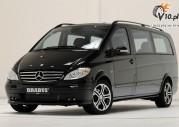 Mercedes Viano Lounge tuning Brabus