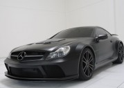 Mercedes SL 65 AMG Black Series - Brabus Vanish
