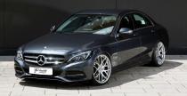 Mercedes klasy C od Felge Schmidt Revolution - delikatnie, lecz ze smakiem
