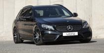 Mercedes C450 AMG zmodyfikowany przez VAETH